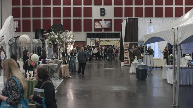 This Sunday's event will fill 45,000 square feet at the Springfield Expo Center.