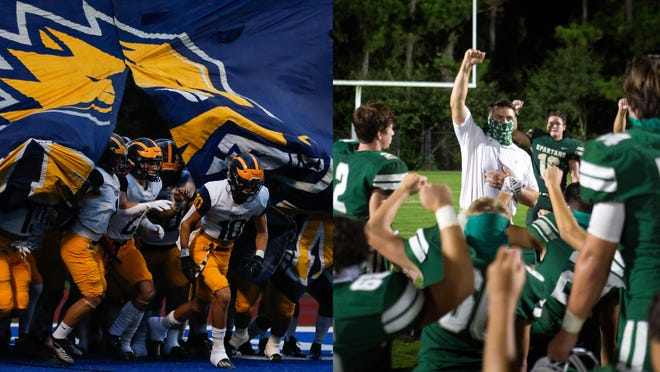 Prince Avenue hosts Athens Academy this Friday in a matchup of the No. 1 Spartans and No. 2 Wolverines.