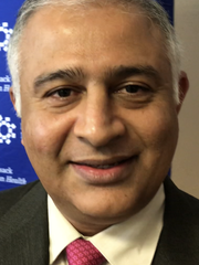 Dr. Sanjeev Kaul, chief trauma surgeon at Hackensack