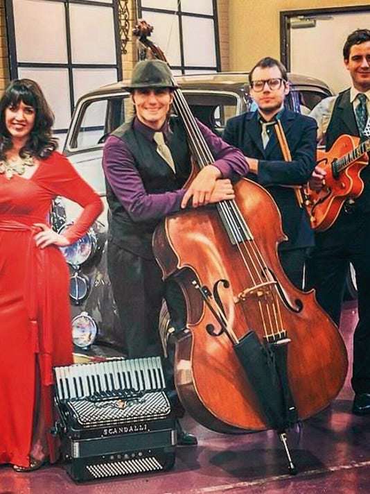 Ginny Mac and the Gypsy Playboys