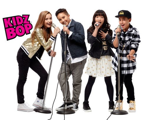 The Kidz Bop Best Time Ever Tour will begin at 7 p.m.