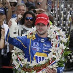 100th Indianapolis 500 field, row by row