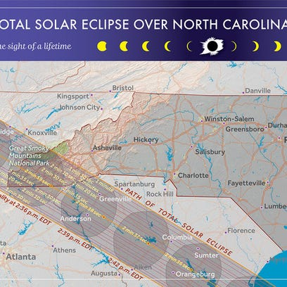 WNC to get international exposure and business from solar eclipse