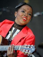 Ms. Lauryn Hill.