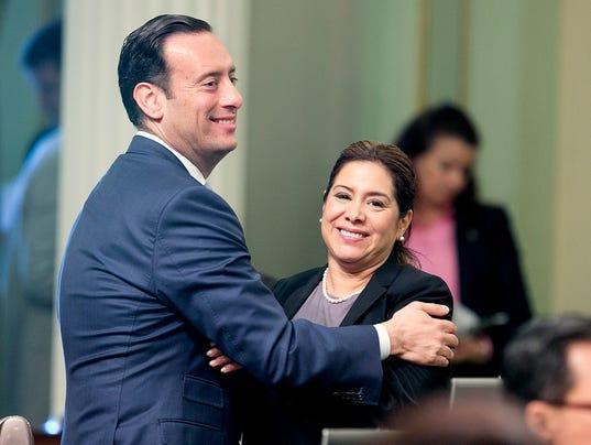 Roger Hernandez, Nora Campos.jpg