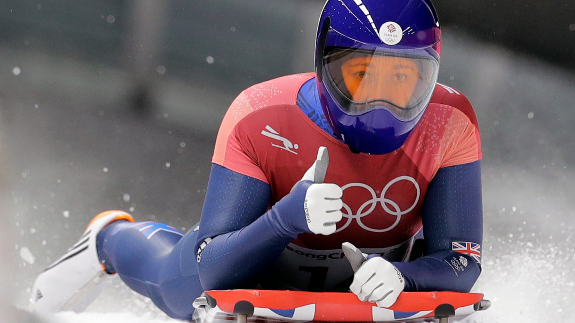 0e66b33944 Loelling leads with many close pursuers in womens skeleton jpg 3200x1680 Womens  skeleton