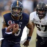 Keenan Reynolds to make NFL debut in Ravens' season finale