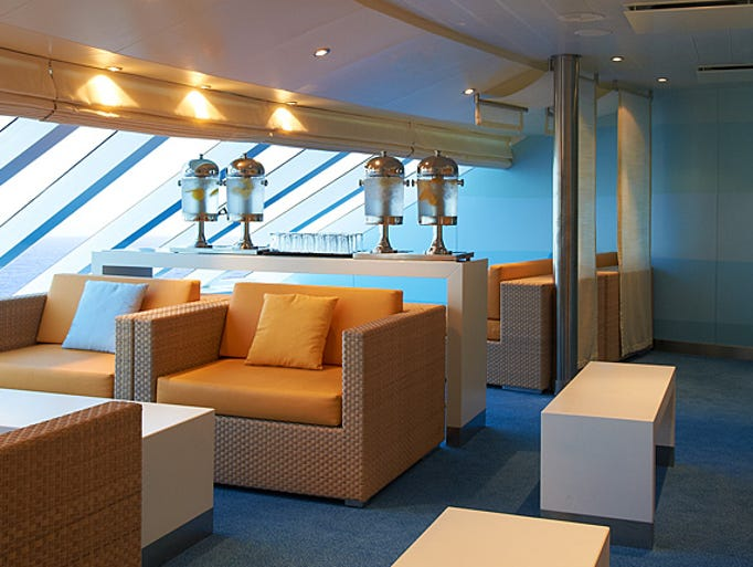 12 Cruise Ship Spas That Will Blow Your Mind