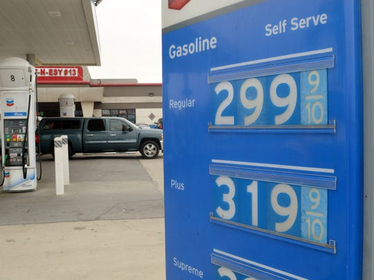 Gov. Brown approved a bill to increase the tax per gallon of gas by 12 cents. The increase is for the reconstruction of roads and bridges and new construction to aide highly impacted transit areas.