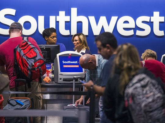 Bags will continue to fly free on Southwest Airlines,