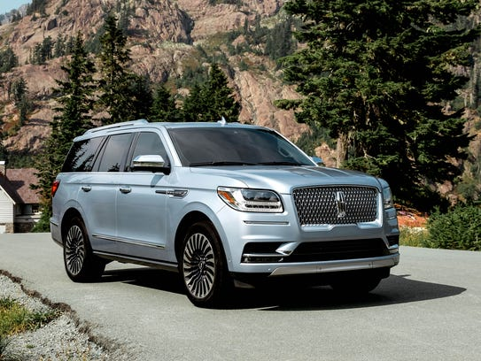 detroit is crushing competitors in growing large luxury suv segment. Black Bedroom Furniture Sets. Home Design Ideas