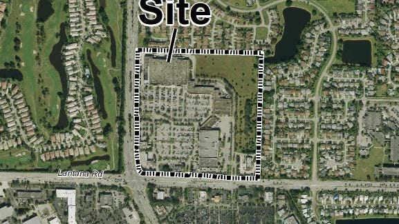 County commissioners approved 148 apartments in suburban Lake Worth, squeezed behind a Publix plaza.