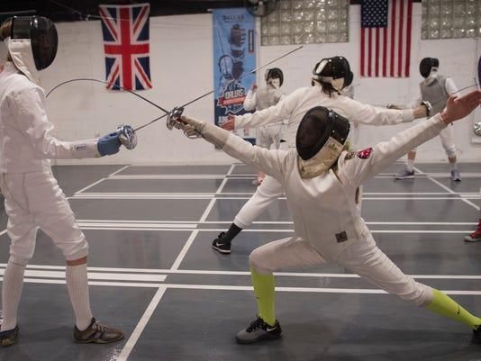 NAS-Fencing