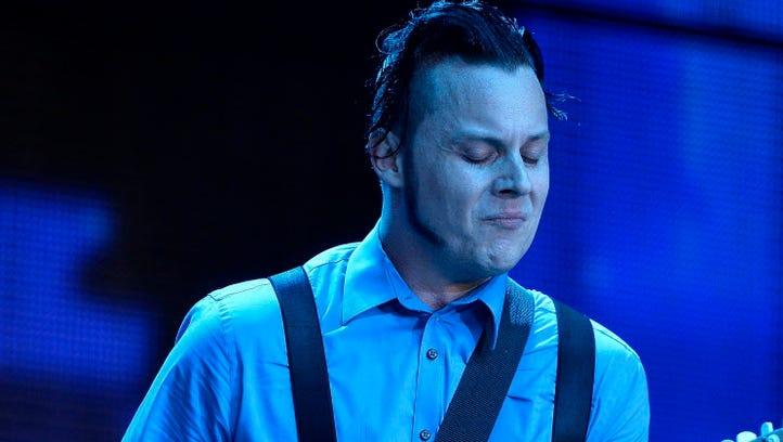 Jack White leads wave of touring artists banning cellphone use at concerts