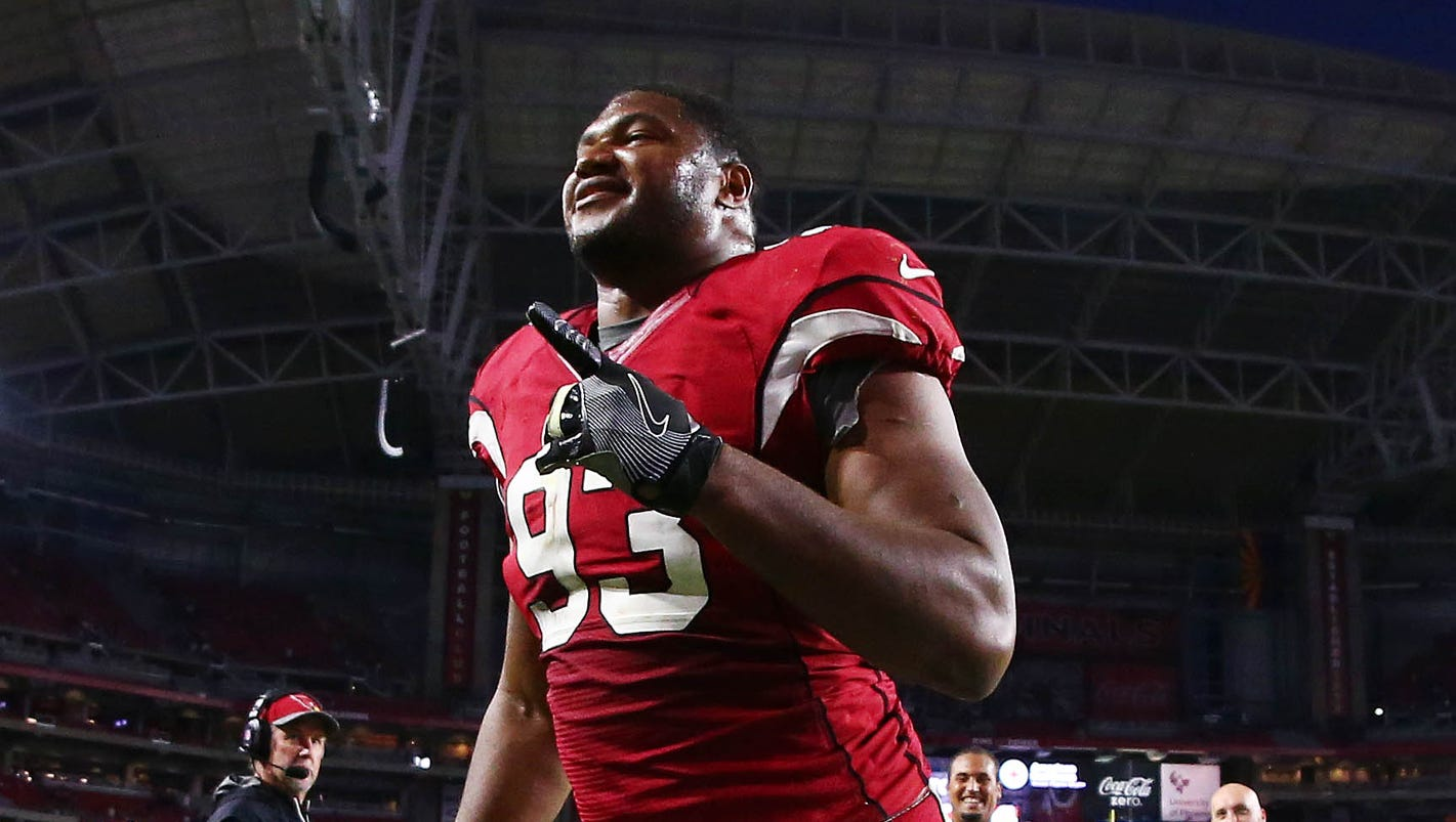 Calais Campbell agrees to deal with Jacksonville Jaguars