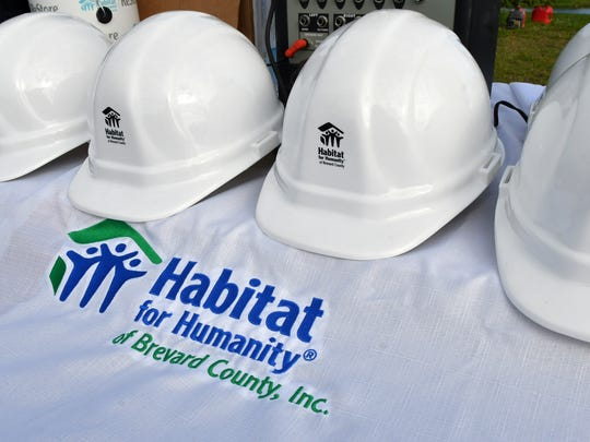 Brevard Habitat for Humanity helps low-income families achieve the goal of home ownership.