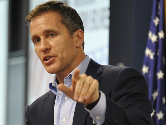 Governor-elect Eric Greitens has promised to sign a right-to-work law when he gets into office.
