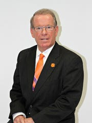 Tom Dobbins, chairman of the Anderson School District