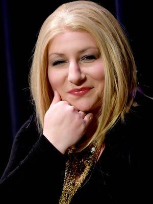 Lisa Borley as Barbra Streisand