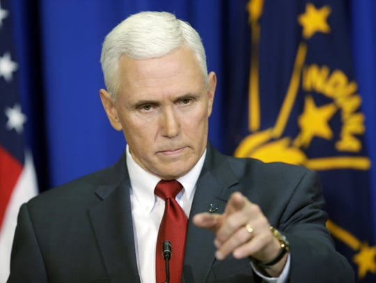 Indiana Gov. Mike Pence recently signed into law a