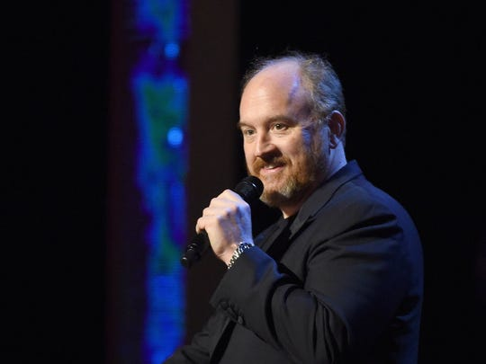 Comedian Louis C.K. was headlining arenas and making movies and TV shows when five women told The New York Times in 2017 he masturbated in front of them without their consent. C.K. said their stories were true, and disappeared from the public eye, but returned to touring last fall.