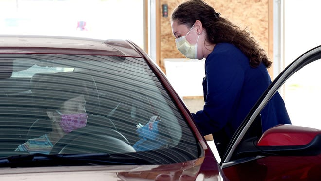 More drive-thru flu clinics are becoming available in Central Texas.
