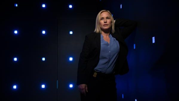 """Patricia Arquette, an Oscar winner for """"Boyhood,"""" is in the new CBS series """"CSI: Cyber,"""" which premieres March 4."""