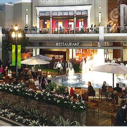 Artist rendering of King Station, a hotel, restaurant