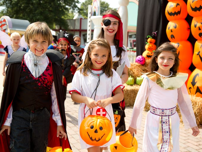 Fright Fest is staged weekends and select days through