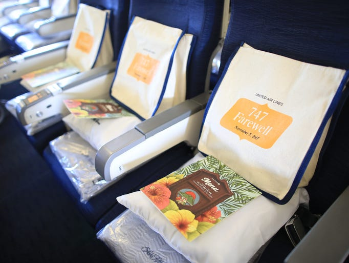 Special menus and gift bags await passengers aboard