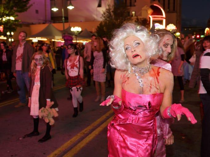 2014 Reno Zombie Crawl
