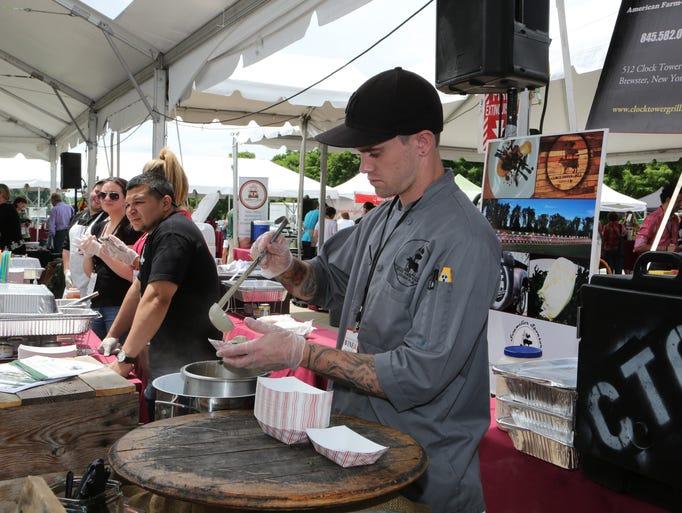 Wine And Food Festival Kensico Dam