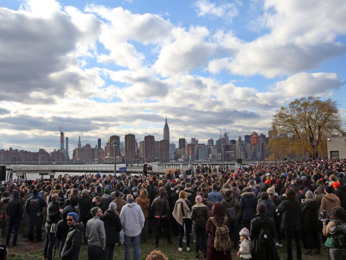 New York Primary Bernie Sanders Returns Home To Brooklyn