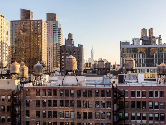 Cambria Hotel And Suites Manhattan