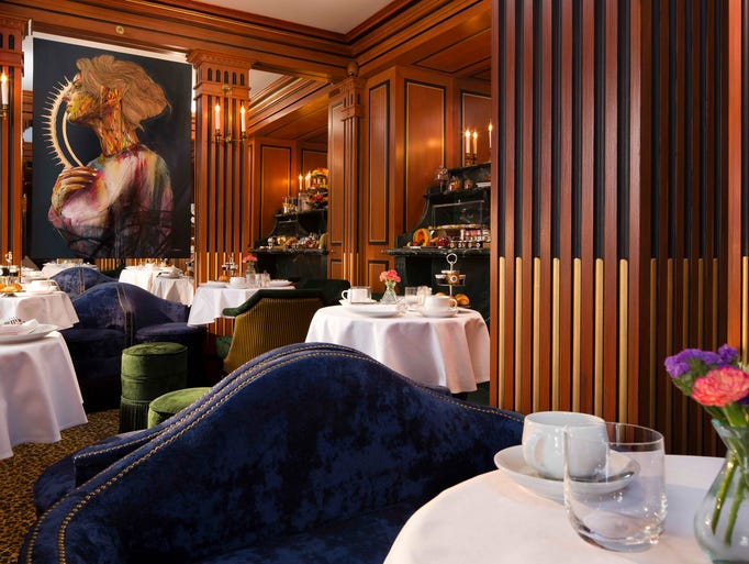 The 20 best reviewed hotels in paris according to for Chambre d hotel france