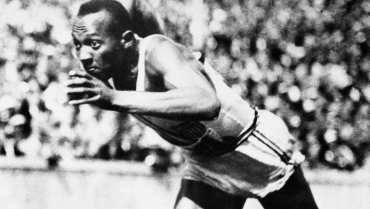 Orum: Jesse Owens' movie 'long overdue.'