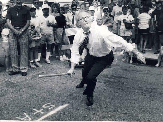 1991 Courier-Journal file photos Jefferson County Judge-Executive