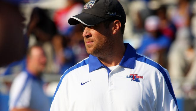 Former Louisiana Tech and California strength and conditioning coach Damon Harrington is the new strength coach at Grambling State University.