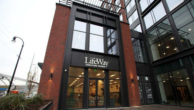 The LifeWay store in Capitol View