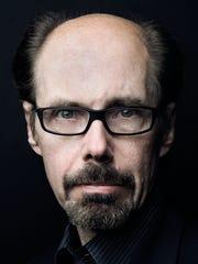 Author Jeffery Deaver.