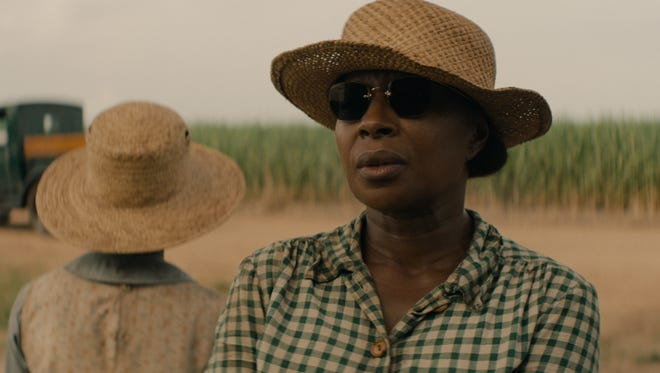 "Mary J. Blige is getting awards-season buzz for her performance in the new movie ""Mudbound,"" debuting on Netflix Nov. 17."