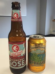 What's in the Fridge? This week its a Sierra Nevada Otra Vez and a Longtrail Brewing Cranberry Gose.