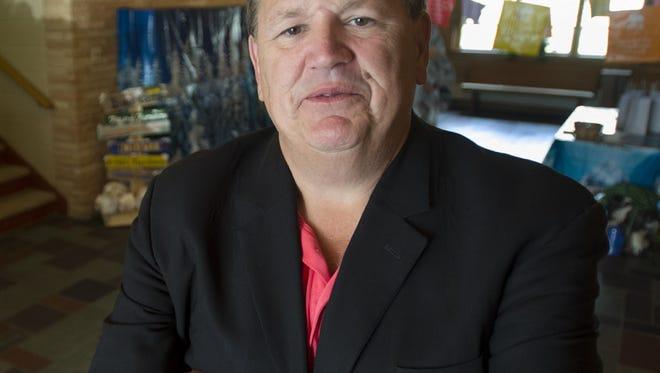 Mitch Hescox