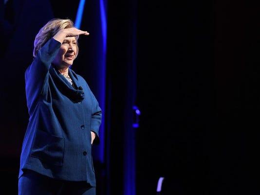 Hillary Clinton-Vegas