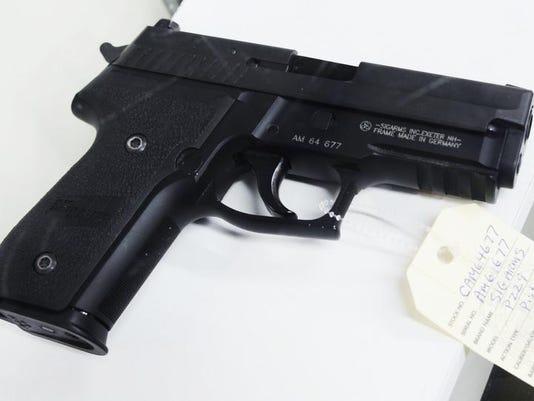 SAL0214-Gun Bill stalls