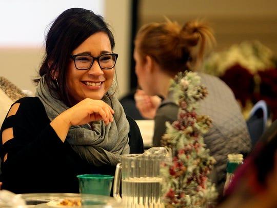 Sylvia Morin, a Child Protective Service supervisor,
