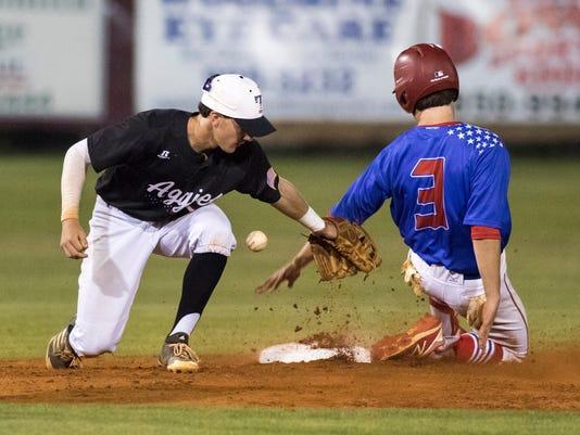Tate vs Pace baseball