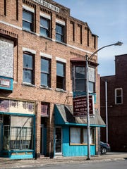 133 S. Sixth Street is one of many vacant buildings
