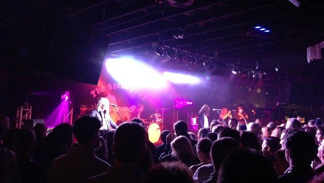 The Matt O'Ree Band with David Bryan of Bon Jovi at the Stone Pony in Asbury Park.