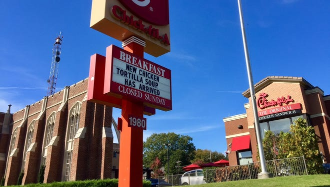 The Midtown Chick-fil-A will close early next year for a kitchen renovation.